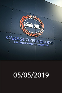 Cars&Coffee-Deluxe - Luxembourg