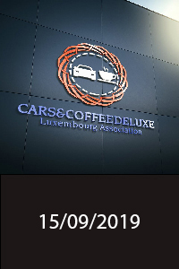 Cars & Coffee Deluxe - Luxembourg