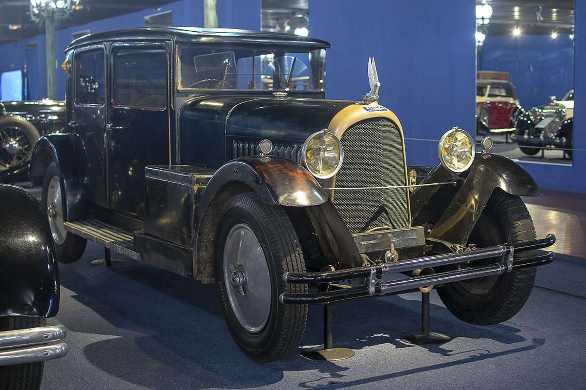 Avions Voisin C14 - Cité de l'automobile, Collection Schlumpf, Mulhouse, 2020