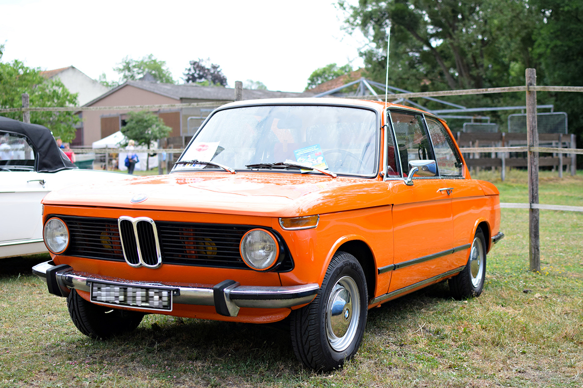 BMW 1502 - Automania 2017, Edling les Anzeling, Hara du Moulin