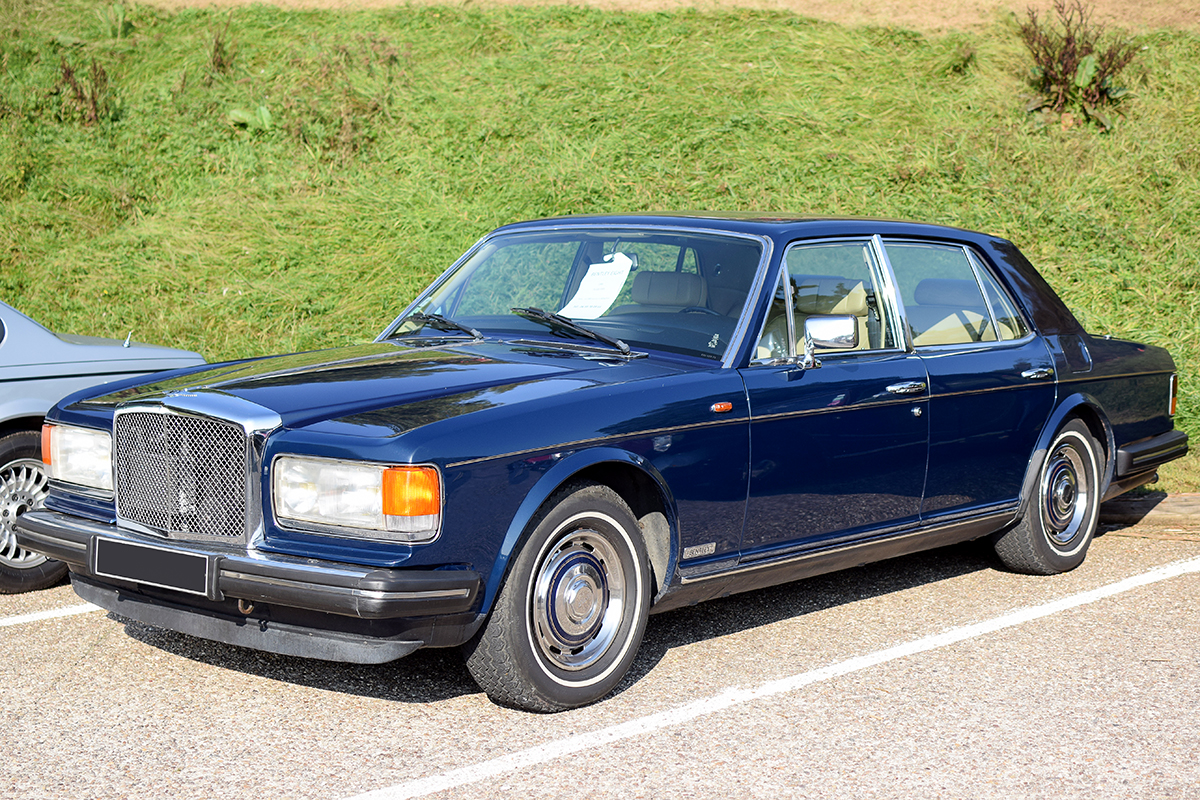 Bentley Mulsanne I (1980)