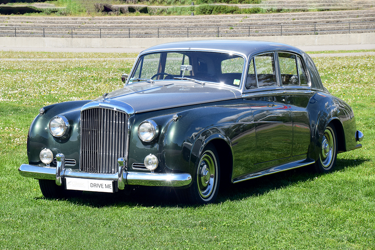 Bentley S1 1959 - Cité de l'automobile, Collection Schlumpf