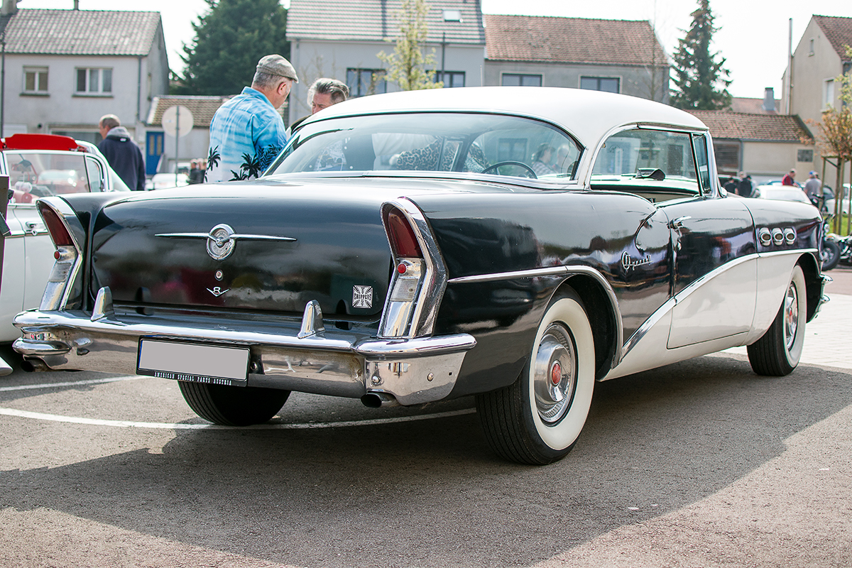Buick Special II Eight 1956 - Country Day 2019 Aumetz