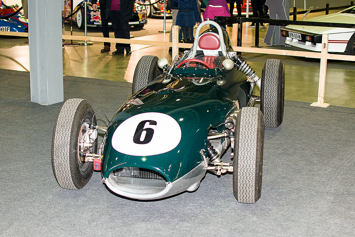 Lotus 16 1958 - Luxembourg Motor Show 2018
