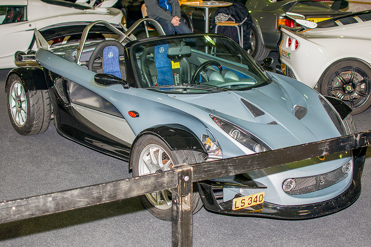 Lotus 340R - Luxembourg Motor Show 2018