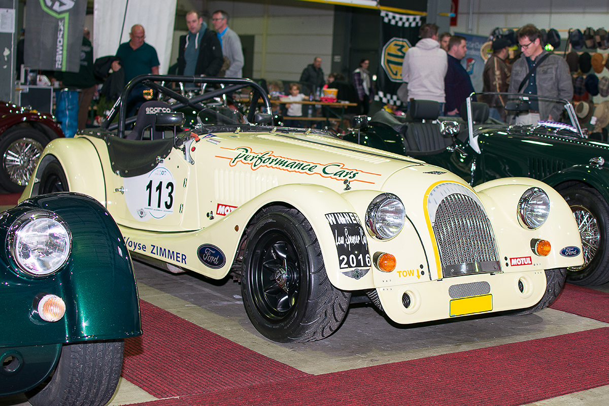 Morgan Plus 4 Super Sports - LOF, Autotojumble, Luxembourg, 2019 (2)