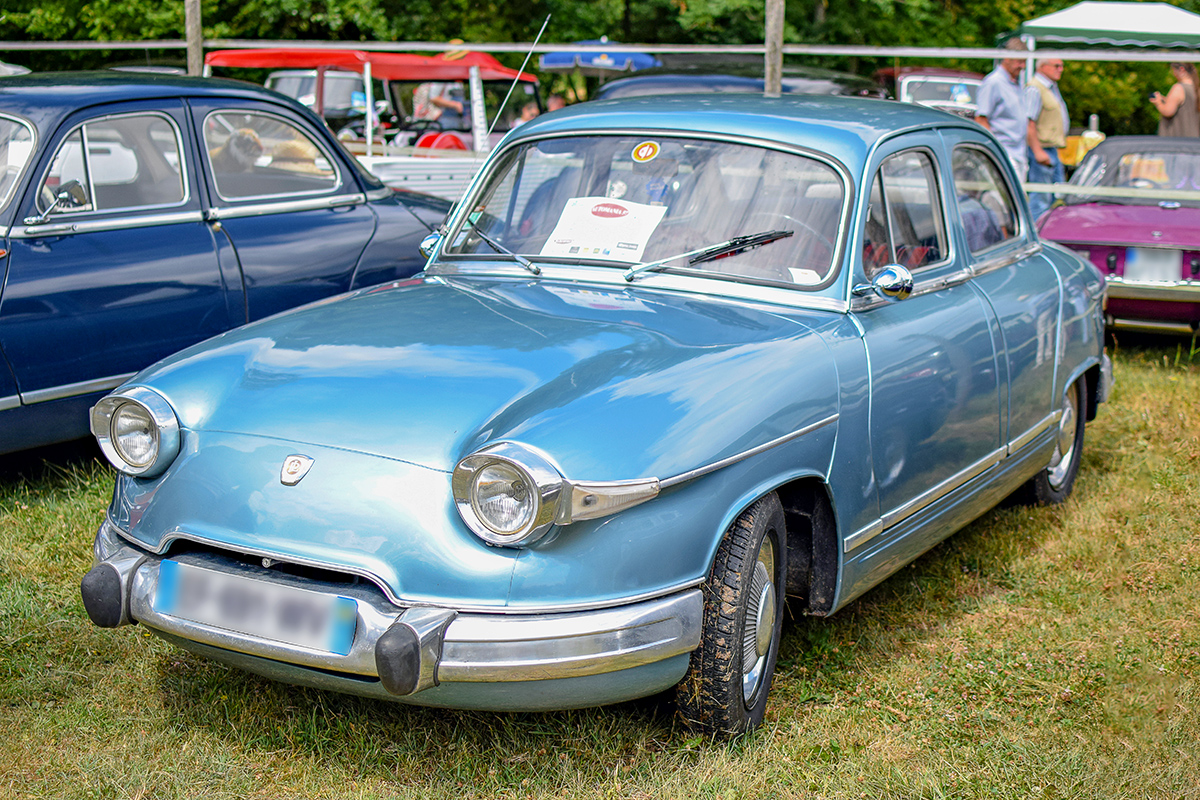 Panhard & Levassor PL 17 Relmax 1954 - Automania 2017, Edling les Anzeling, Hara du Moulin