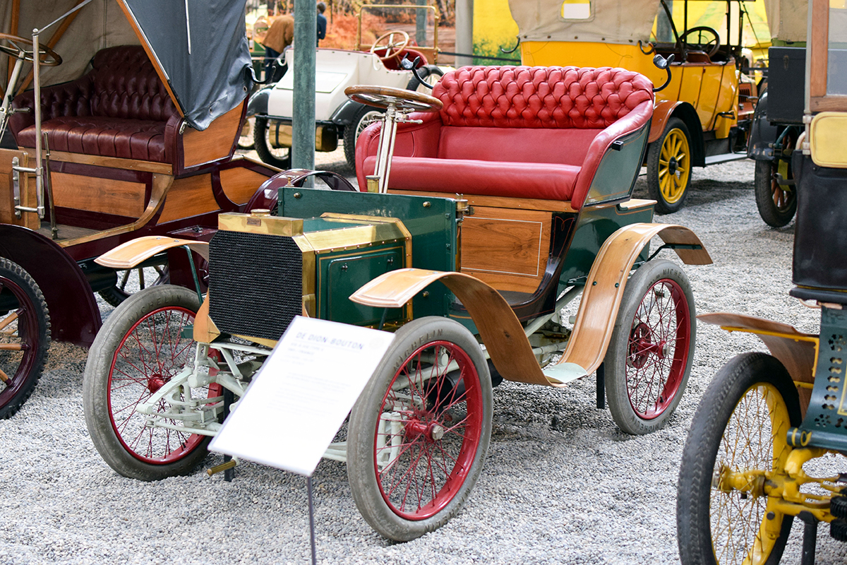 Peugeot type 69 1905 - Cité de l'automobile, Collection Schlumpf