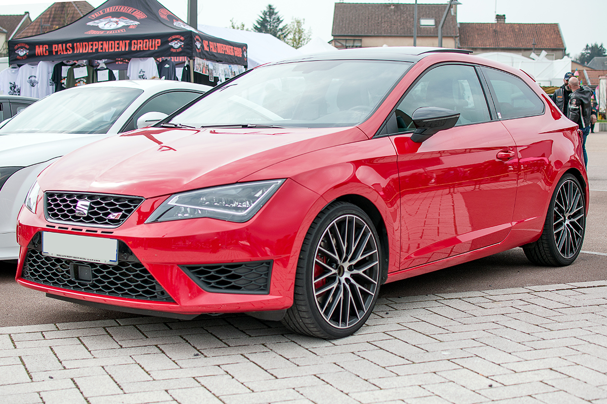 Seat León III Cupra - Country Day 2019 Aumetz