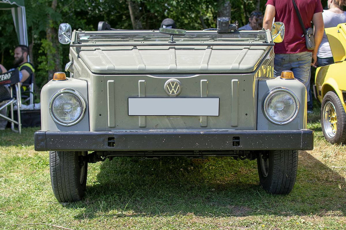 Volkswagen 181 - Automania 2019, Edling les Anzeling, Hara du Moulin