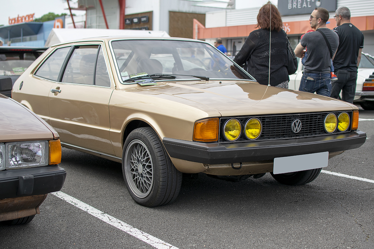 Volkswagen Scirocco I - Autos Mythiques 57, Thionville, 2019