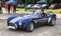 AC Cobra réplique- Retro Meus'Auto 2018, Lac de la Madine