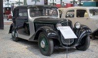 Adler Trumpf Junior 1936 prototype - Cité de l'automobile, Collection Schlumpf 2020