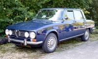 Alfa Romeo 1750 1969 - Automania 2017, Manderen, Château de Malbrouck