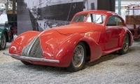 Alfa Romeo 8C 2900 A 1936 - Cité de l'automobile, Collection Schlumpf, Mulhouse, 2020