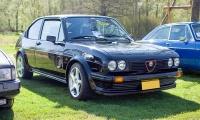 Alfa Romeo Alfasud II Ti - LOF Oldtimer Breakfast Mamer 2019