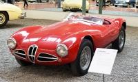 Alfa Romeo 1900 C52 Disco Volante 1953 - Cité de l'automobile, Collection Schlumpf