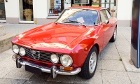 Alfa Romeo Giulia 2000 GT Veloce - LOF Oldtimer Breakfast Esch-sur-Alzette 2018