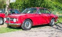 Alfa Romeo Giulia Sprint GT - LOF Oldtimer Breakfast Mamer 2019