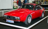 Alfa Romeo Giulia GT Junior Zagato 1972 - Salon Auto-Moto Classic Metz 2018