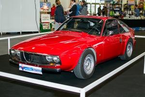 Alfa Romeo Giulia GT Zagato 1972 - Salon Auto-Moto Classic Metz 2018
