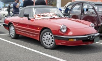 Alfa Romeo Duetto Spider III - Autos Mythiques 57, Thionville, 2019