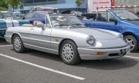 Alfa Romeo Duetto Spider IV - Autos Mythiques 57, Thionville, 2019