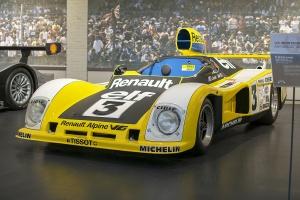 Alpine A442 1978 - Cité de l'automobile, Collection Schlumpf, Mulhouse, 2020