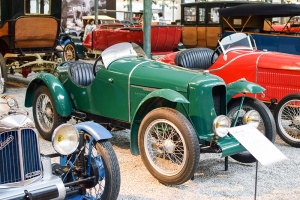 Amilcar CGSS Biplace Sport 1926 - Cité de l'automobile, Collection Schlumpf