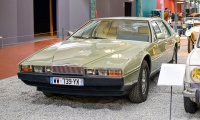 Aston Martin Lagonda II 1982 - Cité de l'automobile, Collection Schlumpf
