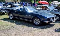 Aston Martin  V8 Volante - Automania 2016, Château de Freistroff