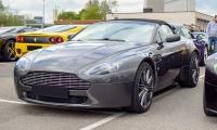 Aston Martin DB9 Volante - Cars & Coffee Deluxe Luxembourg Mai 2019