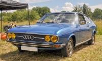 Audi 100 C1 Coupé S - Retro Meus'Auto 2018, Lac de la Madine