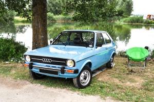 Audi 50 LS - Retro Meus'Auto 2018, Lac de la Madine