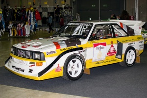 Audi Sport Quattro E2 1986 - Luxembourg Motor Show 2018