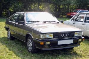 Audi Coupé GT phase 2 - Automania 2017, Manderen, Château de Malbrouck