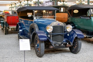 Audi E21/78 1924 - Cité de l'automobile, Collection Schlumpf