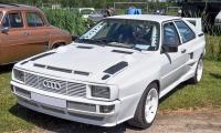 Audi Quattro I WR 1986 - Retro Meus'Auto 2018, Lac de la Madine