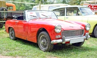 Austin-Healey Sprite Mark II 1969 - Automania 2017, Edling les Anzeling, Hara du Moulin
