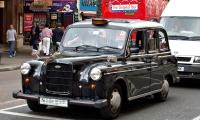 Austin FX4 Black Cab