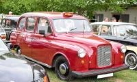 Austin FX4 Black Cab 1984 - Automania 2017, Edling les Anzeling, Hara du Moulin