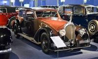 Avions Voisin C28 Berline 1936 - Cité de l'automobile, Collection Schlumpf
