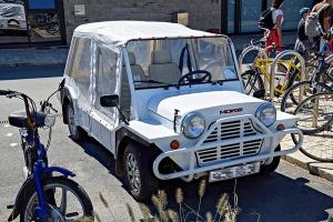 BMC Mini Moke