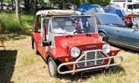 BMC Mini Moke - Retro Meus'Auto 2018, Lac de la Madine