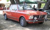 BMW 2002 1976 cabriolet - Rêve américain, Balastière Meeting, Hagondange, 2019