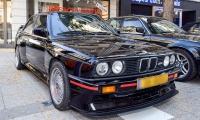 BMW M3 I E30 - LOF Oldtimer Breakfast Esch-sur-Alzette 2018
