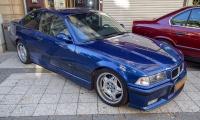 BMW M3 II E36 - LOF Oldtimer Breakfast Esch-sur-Alzette