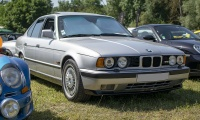BMW M5 II E34 - Automania 2019, Edling les Anzeling, Hara du Moulin