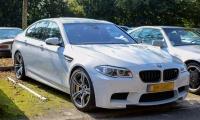 BMW M5 F10 - Automania 2017, Manderen, Chateau de Malbrouck