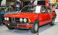BMW série 3 I 320/6 (E21) 1980 - LOF, Autotojumble, Luxembourg, 2019